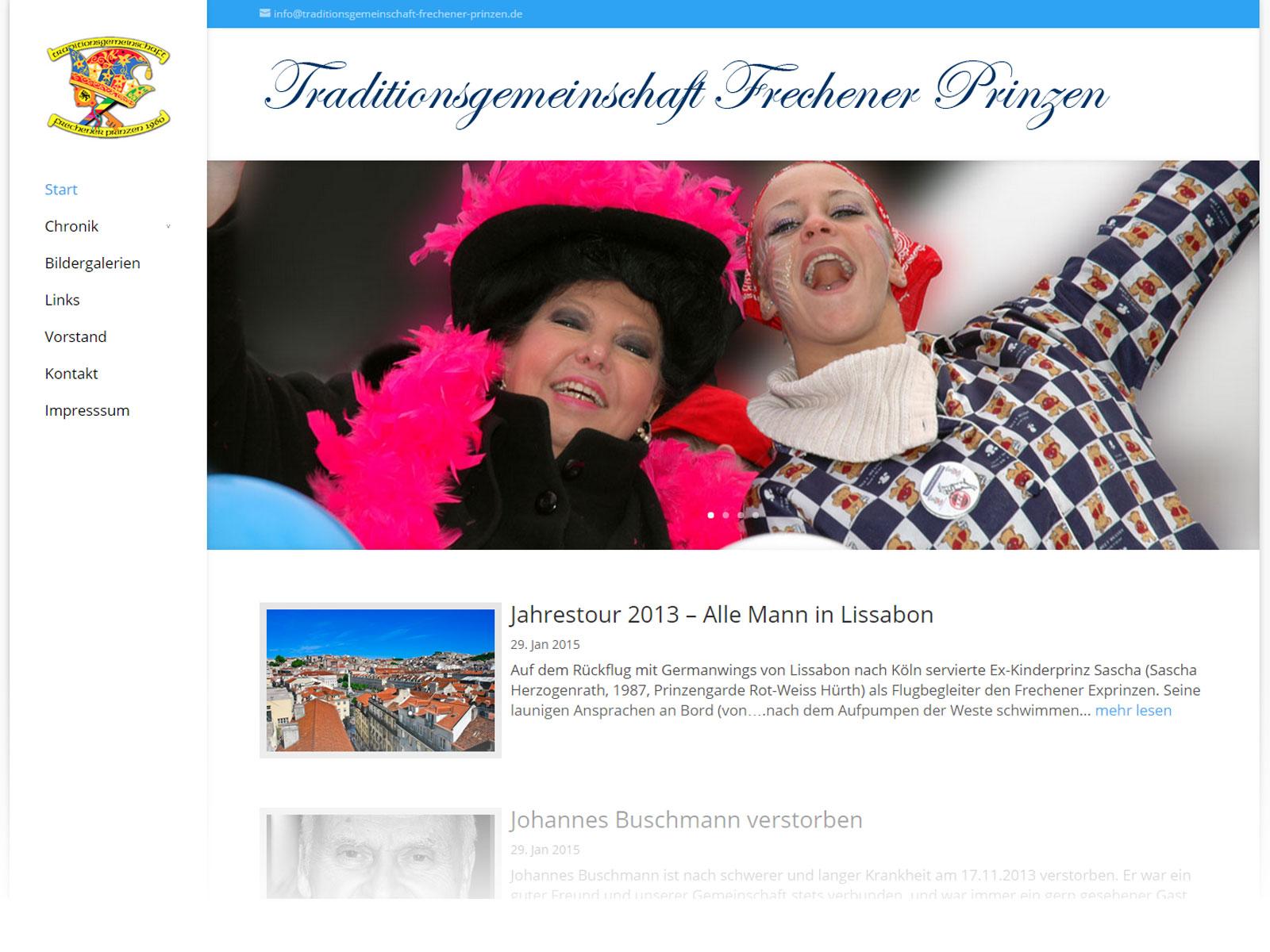 Traditionsgemeinschaft Frechener Prinzen