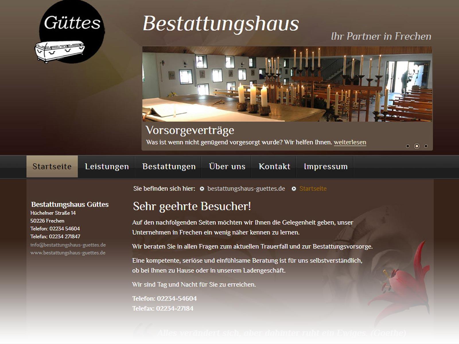 Bestattungshaus Güttes