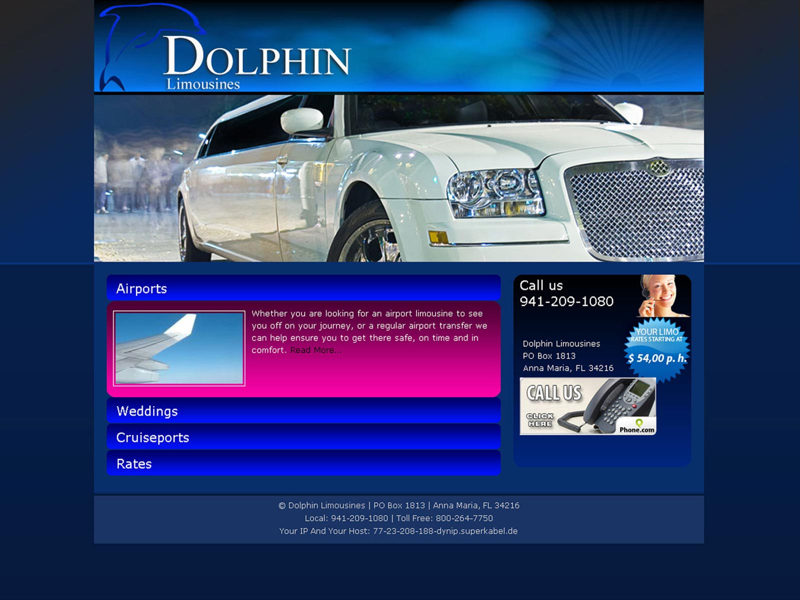 Dolphin Limousines