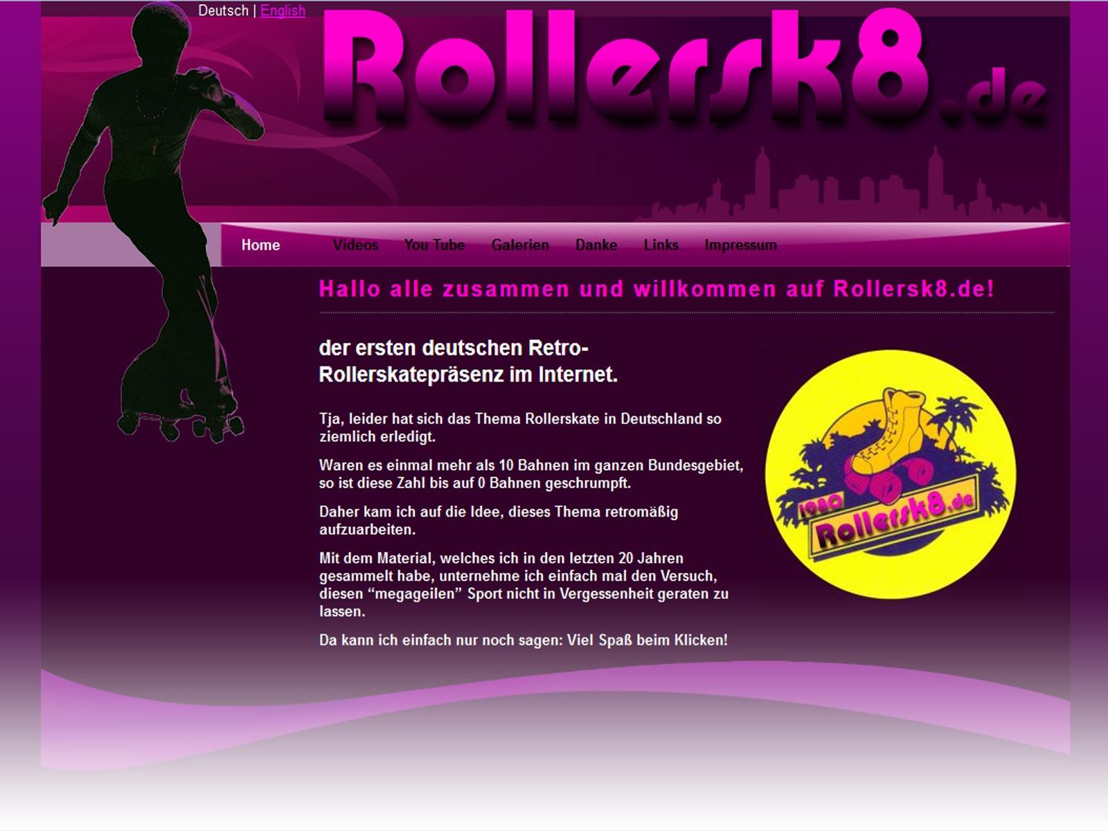 Rollersk8